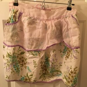 Other - Vintage hand sewn apron
